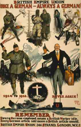German WWI_poster